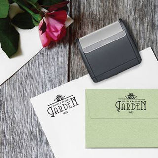 Picture of Large Self Inking Stamp